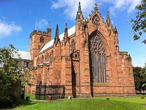 Edel Rhapsody Carlisle Cathedral